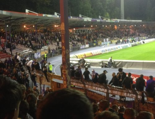 Spieltag 12: FC Erzgebirge Aue vs. Karlsruher SC
