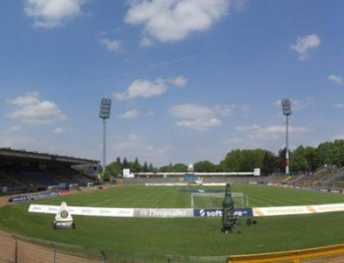Spieltag 34: SV Darmstadt 98 vs. FC Erzgebirge Aue