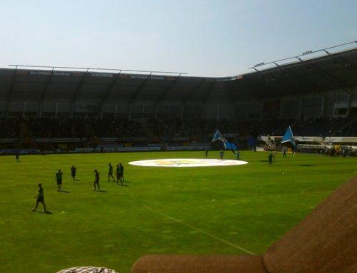 Spieltag 15: SC Paderborn 07 vs. FC Erzgebirge Aue