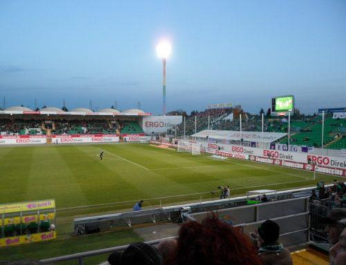 Spieltag 19: SpVgg Greuther Fürth vs. FC Erzgebirge Aue