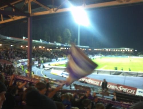 Spieltag 14: FC Erzgebirge Aue vs. TSV Eintracht Braunschweig