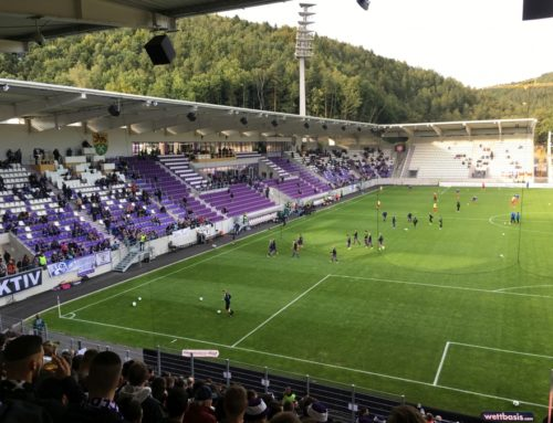 Spieltag 22: FC Erzgebirge Aue vs. VfL Bochum 1848