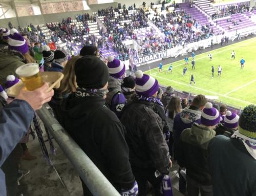Spieltag 4: FC Erzgebirge Aue vs. 1. FC Heidenheim