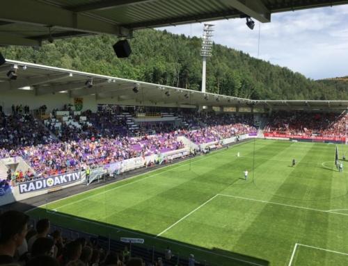 Spieltag 30: FC Erzgebirge Aue vs. 1. FC Nürnberg
