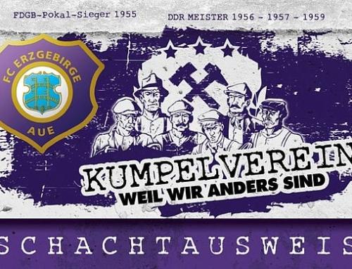 Werde Mitglied beim FC Erzgebirge Aue