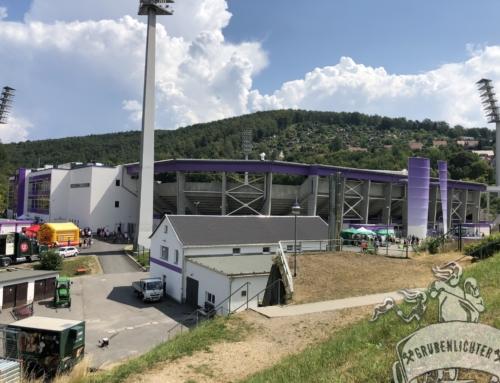 Spieltag 26: FC Erzgebirge Aue vs. SV Sandhausen