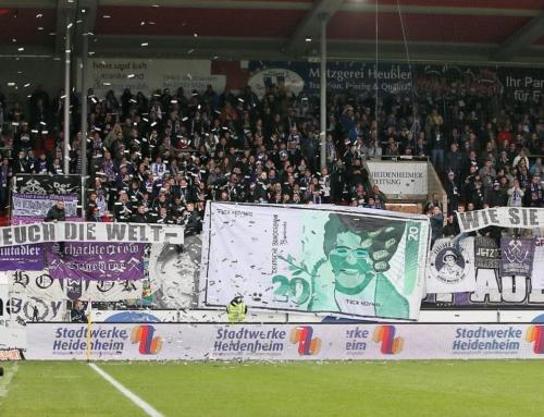 Spieltag 29: 1. FC Heidenheim vs. FC Erzgebirge Aue