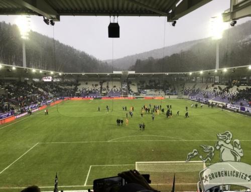 Spieltag 8: FC Erzgebirge Aue vs. SV Darmstadt 98