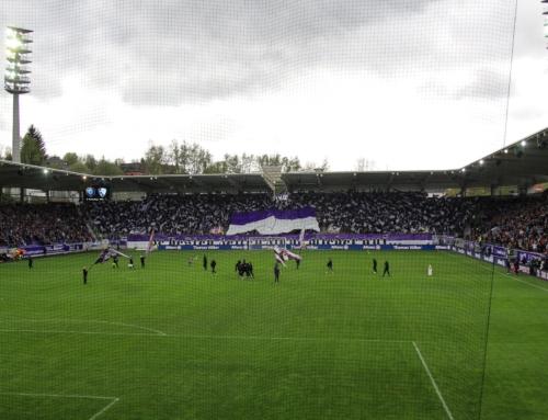 Spieltag 31: FC Erzgebirge Aue vs. VfL Bochum