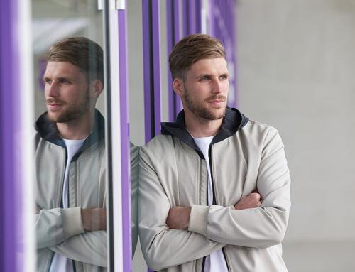 """Porträt Philipp Zulechner: """"Wichtig ist, dass wir als Team gewinnen"""""""