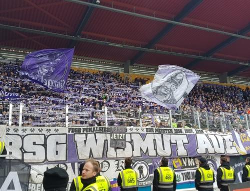 Spieltag 32: SSV Jahn Regensburg vs. FC Erzgebirge Aue