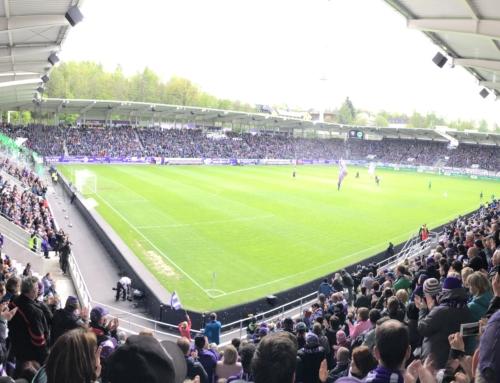 Spieltag 33: FC Erzgebirge Aue vs. SpVgg Greuther Fürth