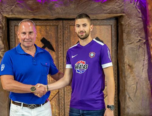 FC Erzgebirge holt bosnischen Abwehrmann