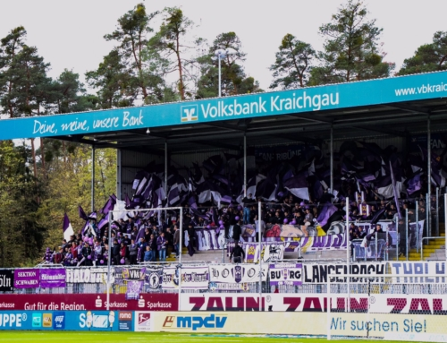 Spieltag 9: SV Sandhausen vs. FC Erzgebirge Aue