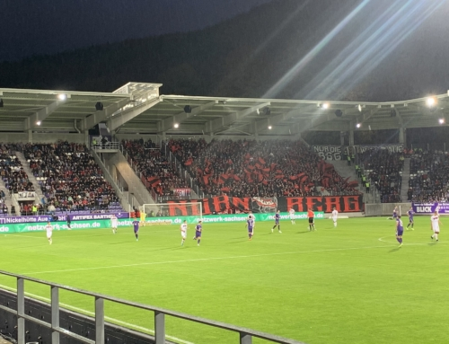 Spieltag 13: 1. FC Nürnberg vs. FC Erzgebirge Aue