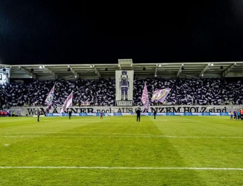 Spieltag 10: FC Erzgebirge Aue vs. SSV Jahn Regensburg