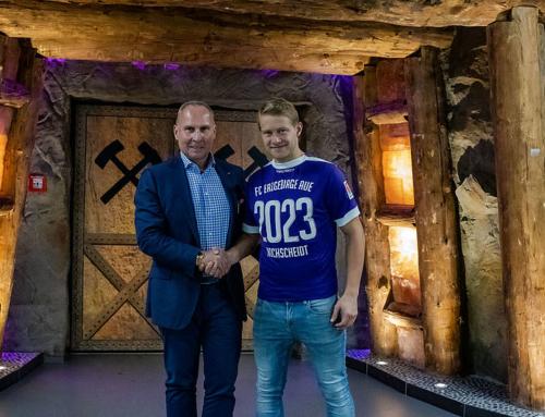 Jan Hochscheidt verlängert bis 2023