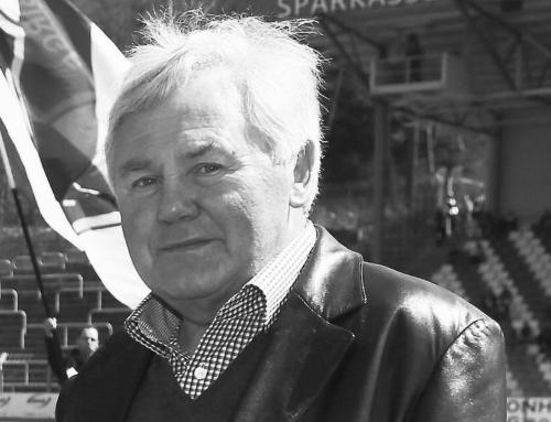 Veilchen trauern um Lothar Schmiedel