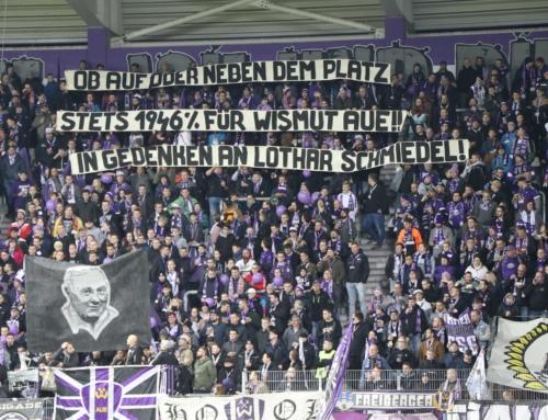 Spieltag 20: FC Erzgebirge Aue vs. DSC Arminia Bielefeld
