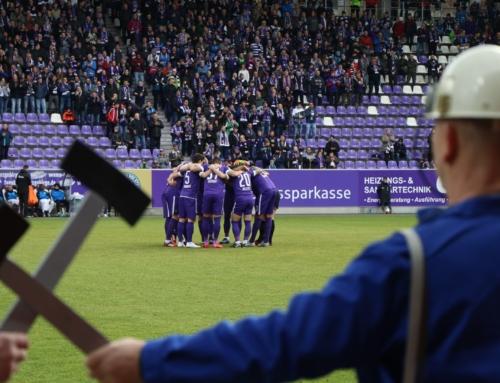 Spieltag 22: FC Erzgebirge Aue vs. Holstein Kiel