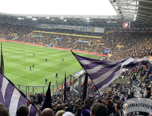 Spieltag 25: Dynamo Dresden vs. FC Erzgebirge Aue