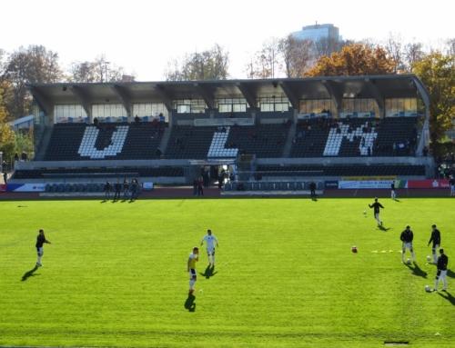 DFB-Pokal: SSV Ulm 1846 vs. FC Erzgebirge Aue